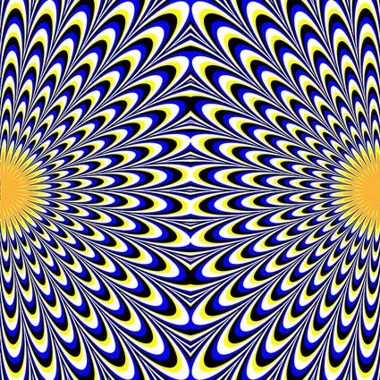 Illusion Tablo 30x30 cm