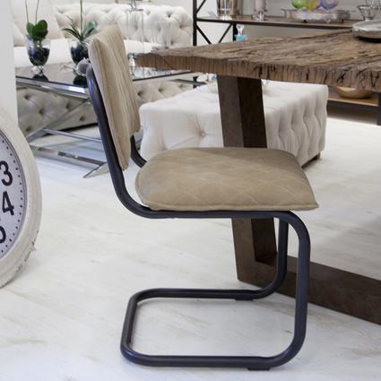 Altıncı Cadde Amalfi Cavali Sandalye