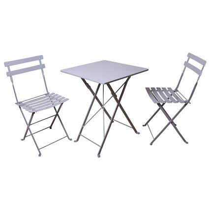 Altıncı Cadde 5li Masa Sandalye Takımı