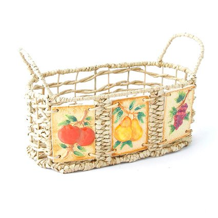 Kancaev Oval Sepet Meyve