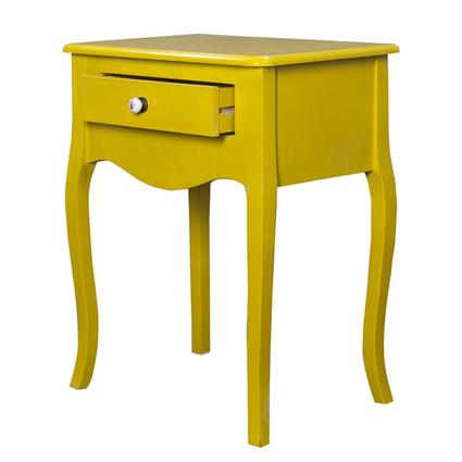 Albero Home Komodin Sarı
