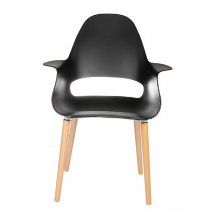 Altıncı Cadde Seated Sandalye Siyah