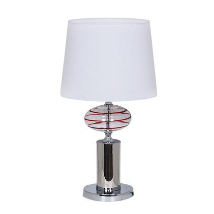 Altıncı Cadde Masa Lambası Beyaz 54 cm