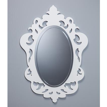 bySEHPACI Arma Ayna Beyaz 70x100 cm