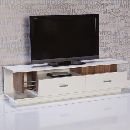bySEHPACI Dream Tv Sehpası Ceviz