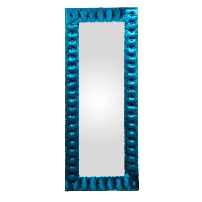 3A Mobilya Veil Ahşap Ayna Mavi Ürün Resmi