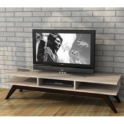 Sanal Mobilya New Retro Tv Sehpası