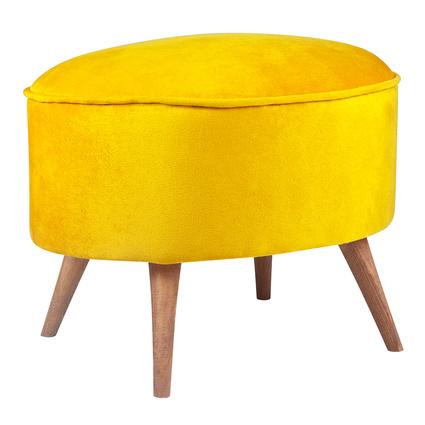 Delcatu Presido Puf Sarı