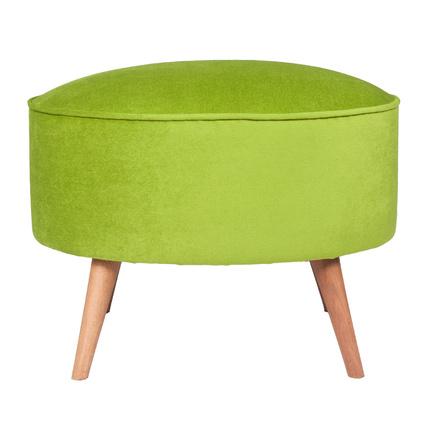 Delcatu Presido Puf Fıstık Yeşili