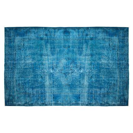 Altıncı Cadde Vintage Halı Mavi 181x292 cm