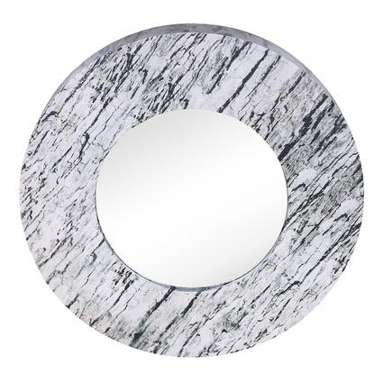 Altıncı Cadde Duvar Aynası Natural 60Cm