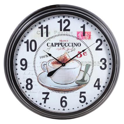 Altıncı Cadde Cappuccino Duvar Saati 91.5Cm
