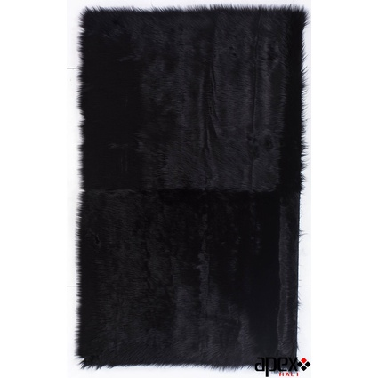 Apex Posto Tekli 70x100 Cm Siyah
