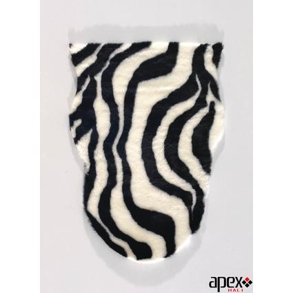 Apex Posto İkili 70x200 Cm Zebra Siyah