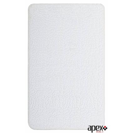 Apex Stone İkili Set (60x100 Cm-50x60 Cm) Beyaz