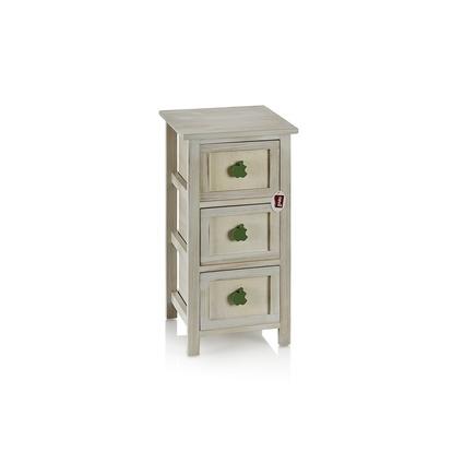 Neva N1063 3lü Modern Cabinet