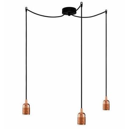Bun Design 3lü Sarkıtmalı Lamba
