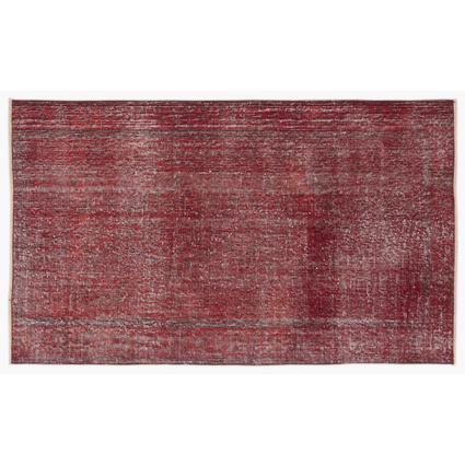 Apex Vintage Halı Kırmızı 115 x 192 Cm