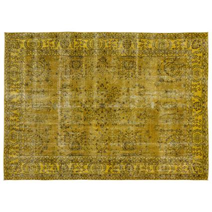Apex Vintage Halı Sarı 222 x 300 Cm