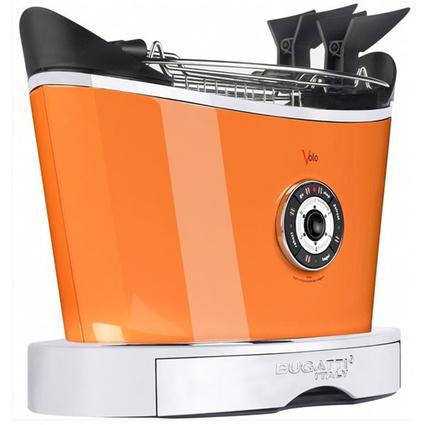 Bugatti Volo Turuncu Ekmek Kızartma Makinesi