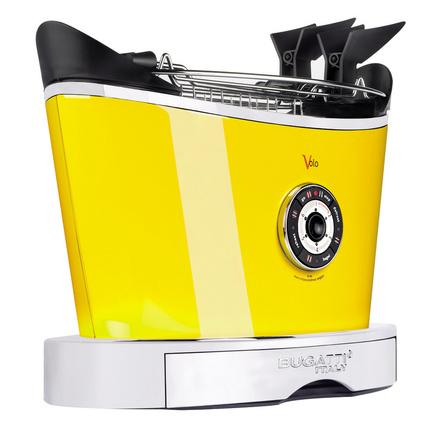 Bugatti Volo Sarı Ekmek Kızartma Makinesi