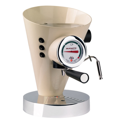 Bugatti Diva Krem Kahve Makinesi