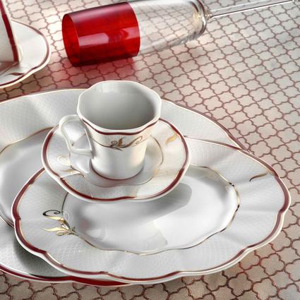 Kütahya Porselen Nil 12 Kişilik 83 Parça 627442 Desen Yemek Takımı