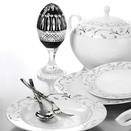 Kütahya Porselen Stella 5800 Desen Yemek Takımı