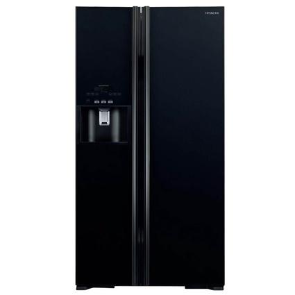 Hıtachı Buzdolabı Siyah R-S700GPRU2 GBK