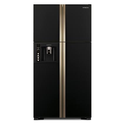 Hıtachı Buzdolabı Siyah R-W660PRU3 GBK
