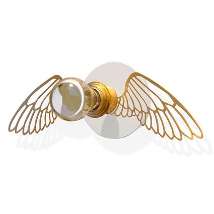 Parlaq Mimarlık Angel Wing Neo Beyaz Aplik