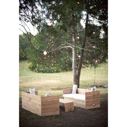 Oldwooddesign Bahçe&Teras Koltuk Takımı