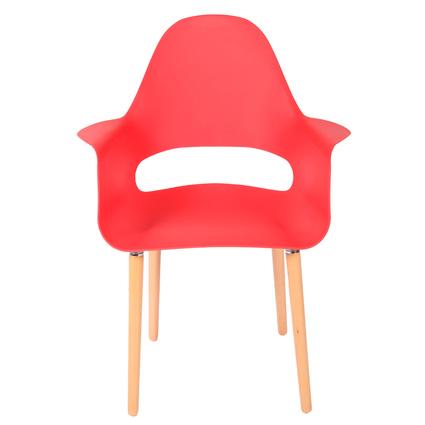Altıncı Cadde Hill Kırmızı Sandalye