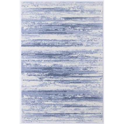 Patika Tiarra Sade Modern Halı 7201-Mavi - (160x230 cm)