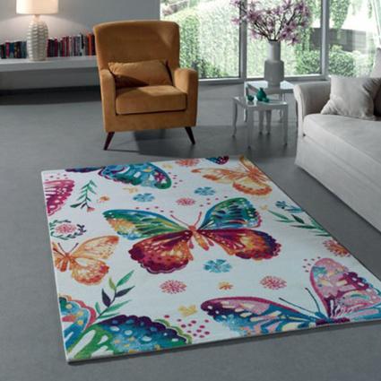 Merinos Opal Picaso Çocuk Odası Halısı 2098060 - (160x230 cm)