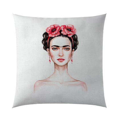 by Nihalce Frida 1 Kırlent 40x40 cm