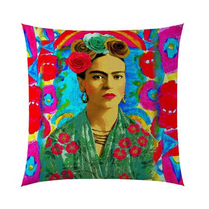 by Nihalce Frida 3 Kırlent 40x40 cm
