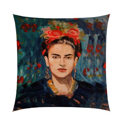 by Nihalce Frida 8 Kırlent 40x40 cm