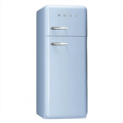 Smeg FAB30AZ Retro Buzdolabı A++ Pastel Mavi