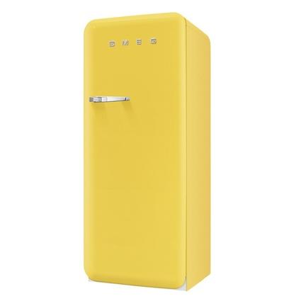 Smeg FAB28RG Retro Buzdolabı A++ Sarı
