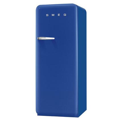 Smeg FAB28RBL Retro Buzdolabı Mavi A++