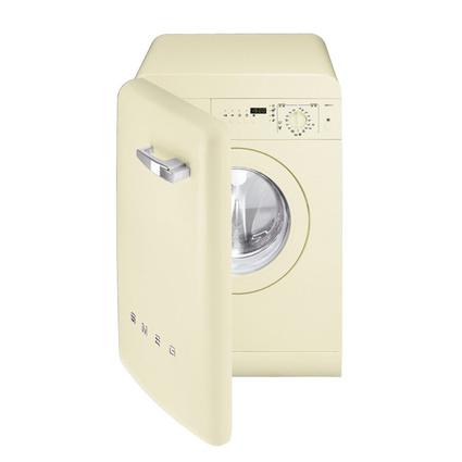 Smeg LBB14P Çamaşır Makinası Krem