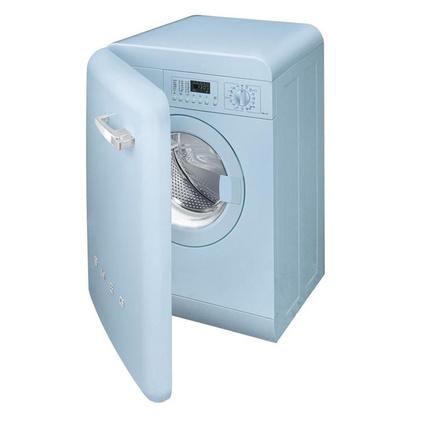 Smeg LBB14AZ Çamaşır Makinası Mavi 1600 Devir
