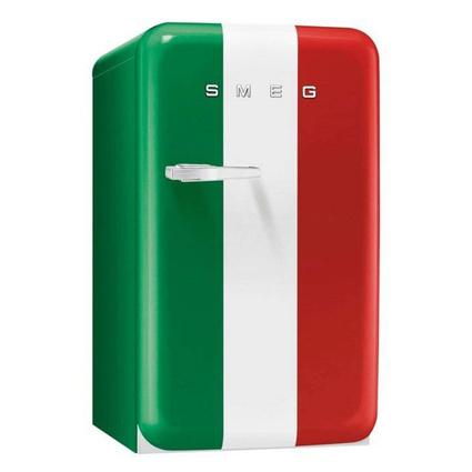 Smeg FAB10HRIT - İçecek Soğutucu - Sağa-Sola Açılabilen Kapı ITALIAN