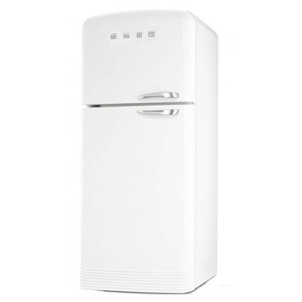 Smeg Fab 50B Retro Buzdolabı-Beyaz 484lt