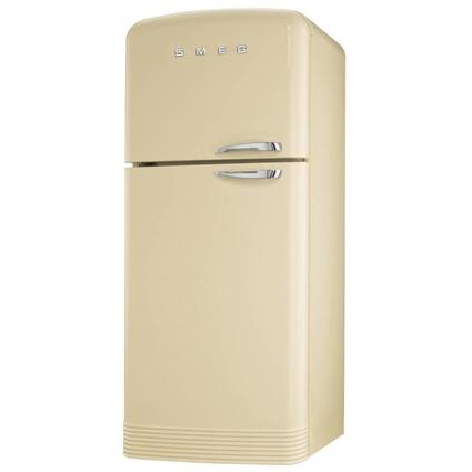 Smeg Fab 50P Retro Buzdolabı-Krem 484lt