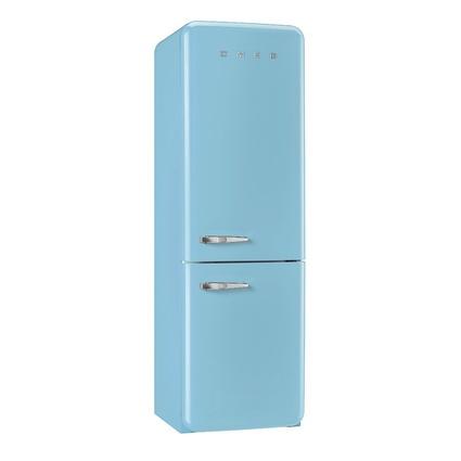 Smeg Pastel Mavi FAB32RAZN Retro Buzdolabı