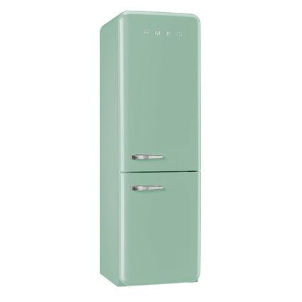 Smeg Pastel Yeşil FAB32RVN Retro Buzdolabı