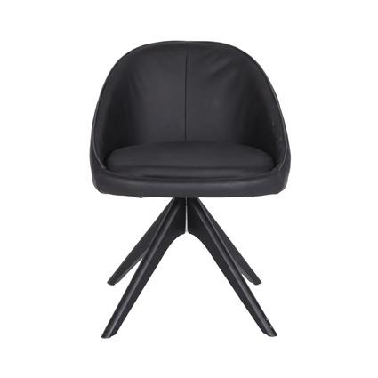 Altıncı Cadde Sandalye Siyah Renk