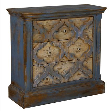 Wenge Home Masif Mango Wood Konsol 93x35x89cm